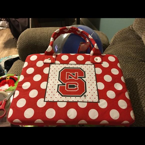 Handbags - NC State Laptop Bag